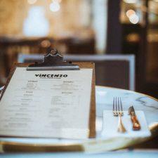 Entrée restaurant Vincenzo