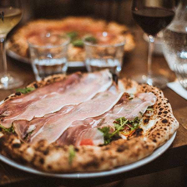 Pizza napolitaine Vincenzo